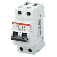 Автоматический выключатель ABB S202 С6 6кА
