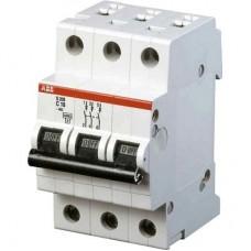 Автоматический выключатель ABB S203 C63 6кА