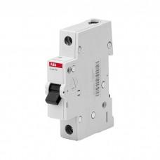 Автоматический выключатель ABB Basic M 1P 16A C 4,5кА BMS411C16