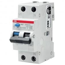 Выключатель автоматический дифференциальный (АВДТ) DSH201R 1п+N C16А 30мА тип АС