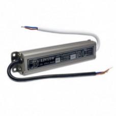 Блок питания LED 24v 30w IP67 металл