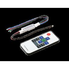 Контроллер RGB RF 103 2AХ3 5/12/24V (30/72/144W) с ПДУ
