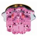 Светильник CDY13 G/PK (золото/розовый) G6