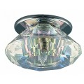 Светильник CDY27 CHR/PEARL (хром/перламутр) G9