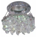 Светильник CDY31 CHR/WH (хром/белый) MR16