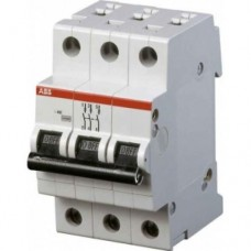 Автоматический выключатель ABB SH203L C6