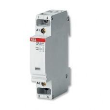 Модульный контактор ABB ESB 20-11 220B AC