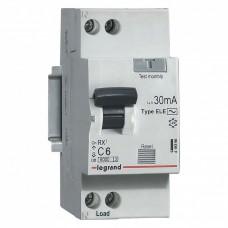Выключатель автоматический дифференциального тока (Диф) Legrand RX AC 2p 40A 30mA 6кА