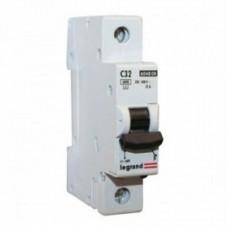 Автоматический выключатель Legrand TX3 1P 6А (С) 6кА