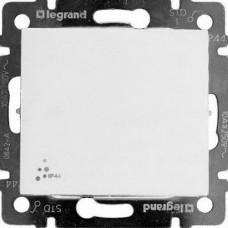 Выключатель 1кл. IP44 Legrand Valena белый