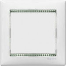 Legrand Valena белый/кристалл Рамка на 1 пост