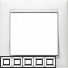 Legrand Valena белый Рамка на 5 постов