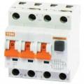 Дифференциальный автомат TDM АВДТ63 С16 30мА 4 полюса