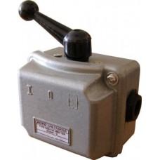 Рубильник кулачковый РКН-30 (I-0-II) перекидной 30A TDM