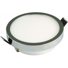 Светильник светодиодный DLR12 12W 3000K CHR