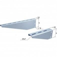 Консоль без опоры КМ-Профиль-100мм