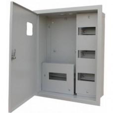 Щит металлический ЩPУ-3В24 (500х400х155)
