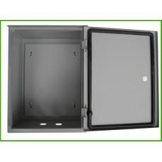 Щит металлический ЩМПг-01 (410х220х155) IP54