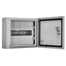 Щит металлический ЩРНг-12 (265х310х120) IP54