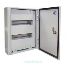 Щит металлический ЩРНг-24 (395х310х120) IP54