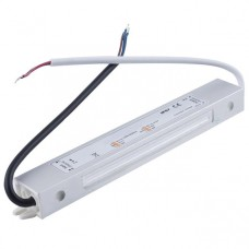 Блок питания для светодиодов 12v 20w алюминий IP67
