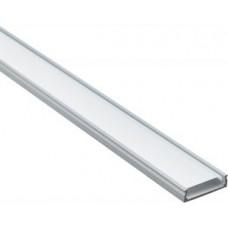 Профиль для ленты плоский широкий MIX-2206