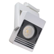 Трековый светодиодный светильник FW-S 30W 4200K WH