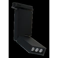 Трековый светодиодный светильник DLM-06S 6W 4500K BK