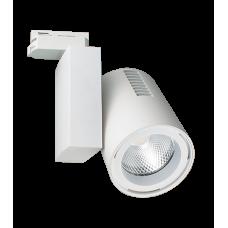 Трековый светодиодный светильник 3027 R WH 4200K