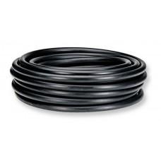Труба гладкая D40 ПНД черная