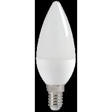 Лампа светодиодная свеча E14 6w 4000К