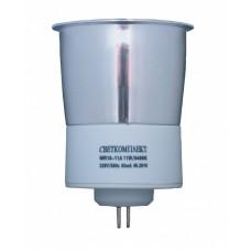 Лампа энергосберегающая MR16 11W 2700K/6400K