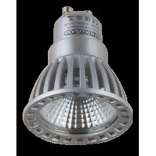 Лампа светодиодная GU10 6w 4000K