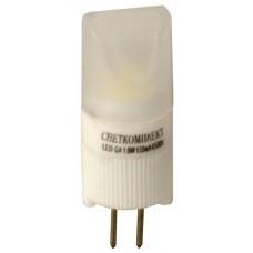 Лампа светодиодная G4 12v 1,8w 6500K