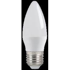 Лампа светодиодная свеча E27 6w 2700К