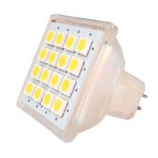 Лампа светодиодная MR16 S4 SMD16 4w