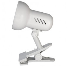Лампа настольная на прищепке CAMELION H-035 С01 белый