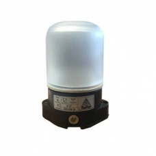 Светильник настенный Лидер Е27 230V IP54 (125 C max) черный