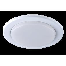 Светильник LED GX53 WH с лампой 7w