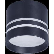 Светильник светодиодный накладной SDF-02R 12w BK 4100K