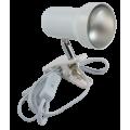 Светильник E 63/N WH на прищепке с выключателем