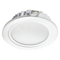 Светильник светодиодный SDL 12R 7W MWH матовый белый