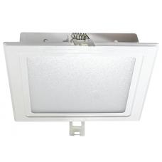 Светильник светодиодный SDL 14S 10W MWH 3000K матовый белый