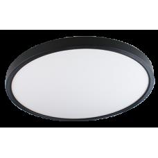 Универсальный накладной светодиодный светильник RT-03R BK 40w 4000K