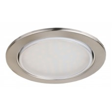 Светильник LDL-GX70 SN с лампой 9W 3000K/6400K