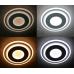 Светильник светодиодный LED ACRILIC 03R 60W WH RC