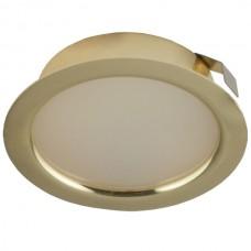 Светильник светодиодный CK 50-4M 4W 4000K 220V SG мебельный
