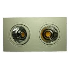 Светильник светодиодный PT-2 10W 1000Лм MWH 3000К