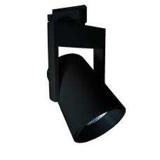 Трековый светодиодный светильник FW-R 30W 4200K BK