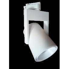Трековый светодиодный светильник FW-R 30W 4200K WH
